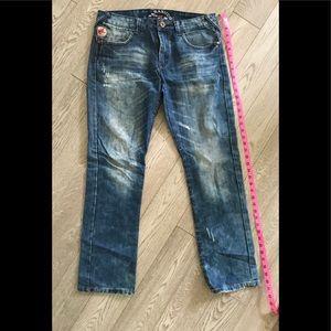 Men's Parasuco straight jeans size 32